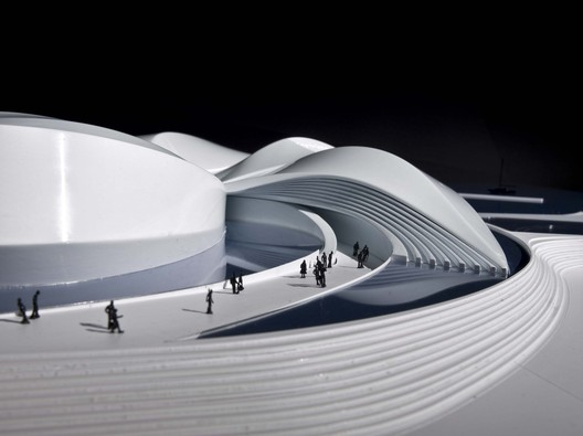 The_Blue_Planet_-_3XN The Best Materials for Architectural Models Architecture