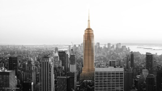 Courtesy of MGA. ImageMGA reenvisioned the Empire State Building in mass timber construction