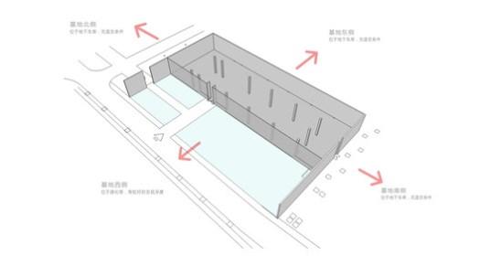 Site Location. Image Courtesy of WJ Design