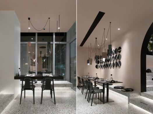 Small dining hall. Image © Qianqian Zhou