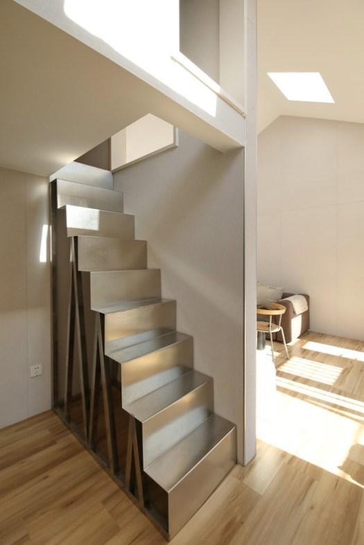 Staircase. Image © Jun Liu
