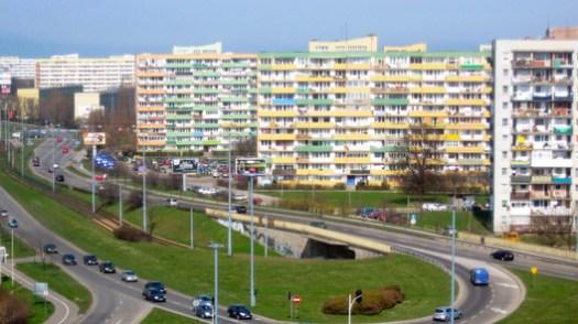 Falowiec / Gdańsk. Image Courtesy of Wikimedia