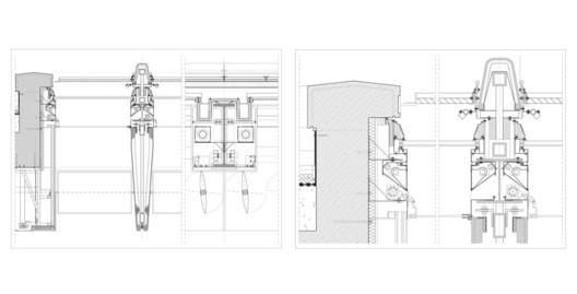 Construction Details Of Zaha Hadid Architects Projects Free Autocad Blocks Drawings Download Center