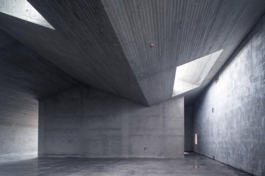 Art Gallery. Image © Jing Qi