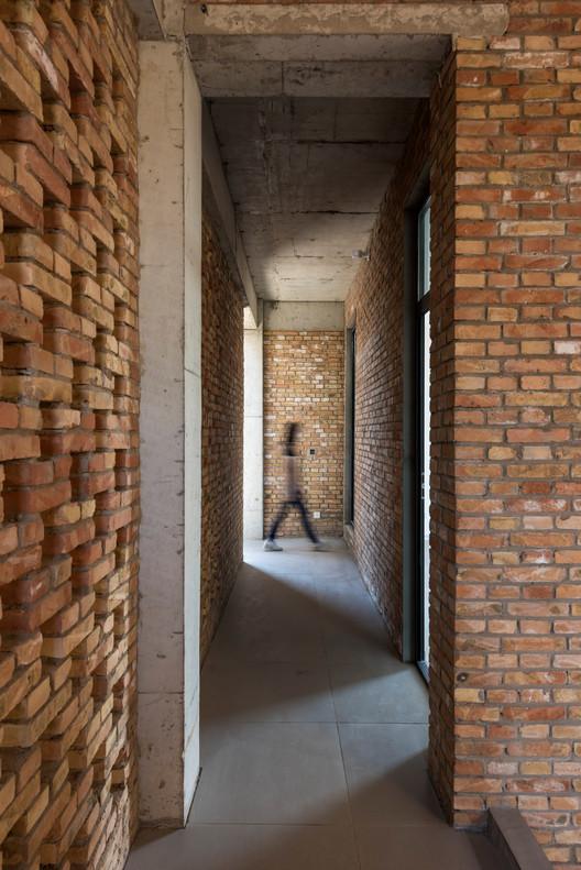 Fluidez no espaço interno Imagem © TrimontImage - Dong Wang