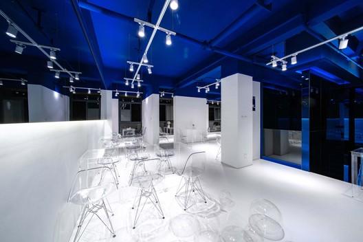 Second floor space. Image © Yixiang Wang