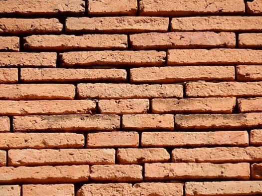 Brick 08. Image © Flickr user Michael Coghlan licensed under CC BY-SA 2.0