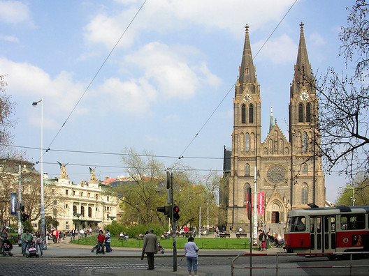 Prague. Image