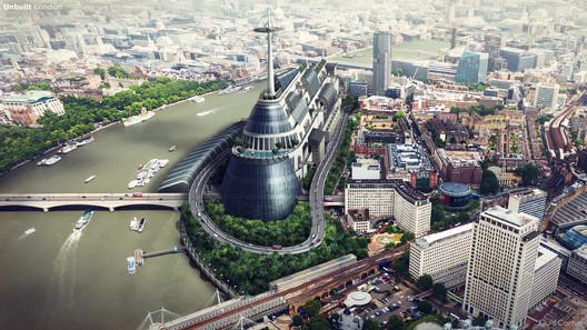 Unbuilt London. Image © QuickQuid / Neomam