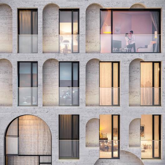 Allegoria Mosca. Image Courtesy of Kleinewelt Architekten