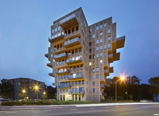 5.evening Belvedere Tower / René van Zuuk Architects Architecture
