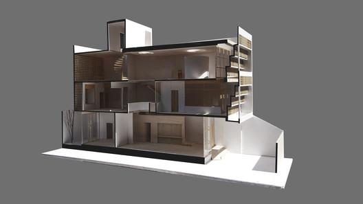Courtesy of G+ Architects