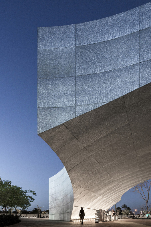 Aluminum Foam Facades: Architecture Rich in Texture, Porosity and
