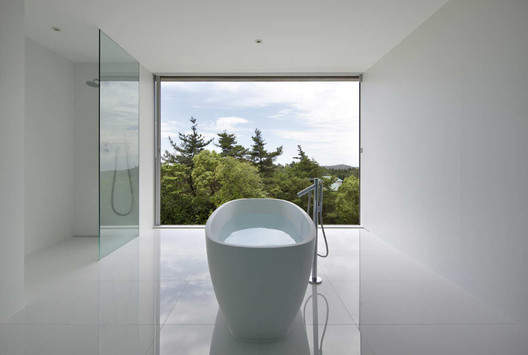 Forest View House / Sinichi Ogawa & Associates. Image © Shinichi Ogawa & Associates