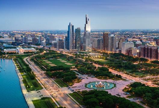 NEMA Chicago. Image Courtesy of Rafael Viñoly Architects