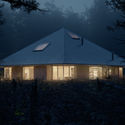 House of the Woodland. Image Courtesy of D-Render