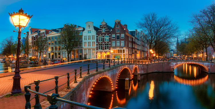 Amsterdam, Netherlands. Image © Ali Suliman