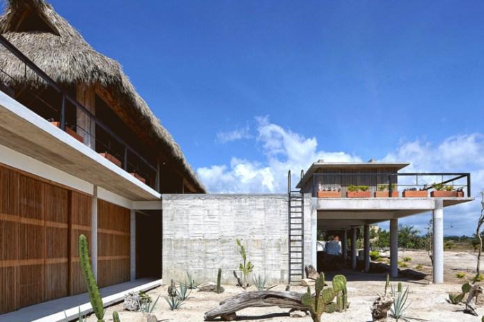 Casa Cal / BAAQ'. Image © Edmund Sumner