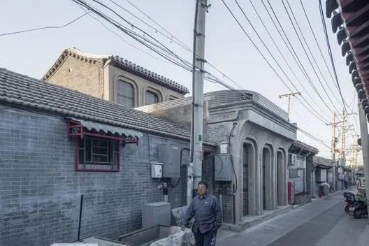facade. Image © David Chu