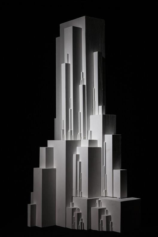 La norma 'ciega e incontrolable' en la arquitectura de Malevich / Paulina Bitrán. Image Cortesía de Archiprix