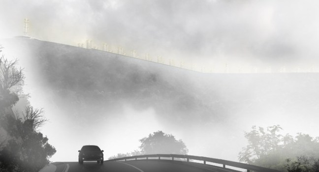 Guías entre la niebla / Juan Melys. Image Cortesía de Archiprix