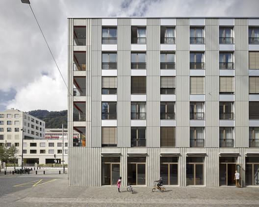 Courtesy of Adrian Streich Architekten