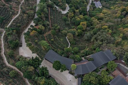 birdview. Image Courtesy of Atelier RIGHT HUB, WUUUI