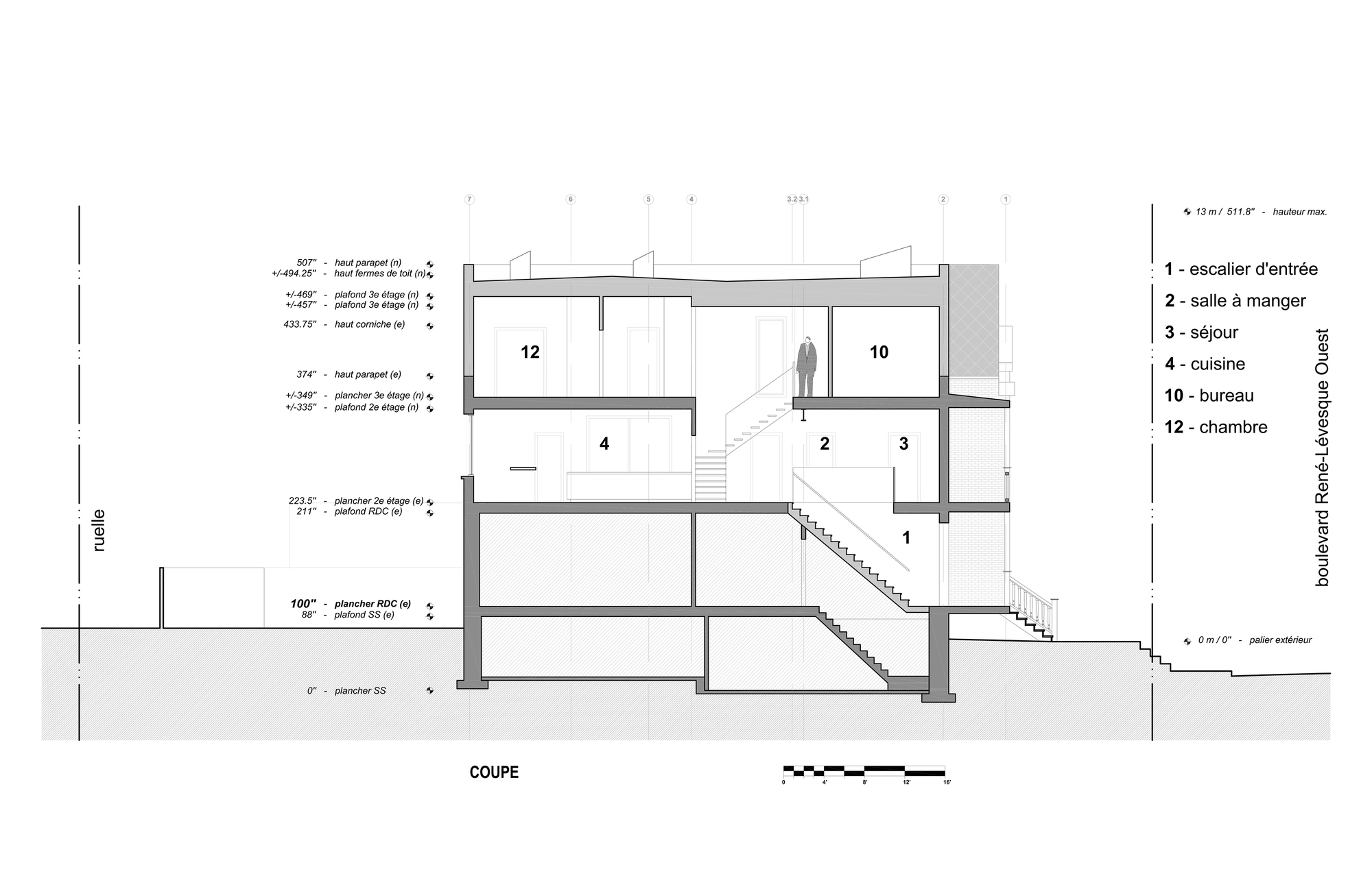 Gallery Of Le Poulailler House Eba Architecture 24