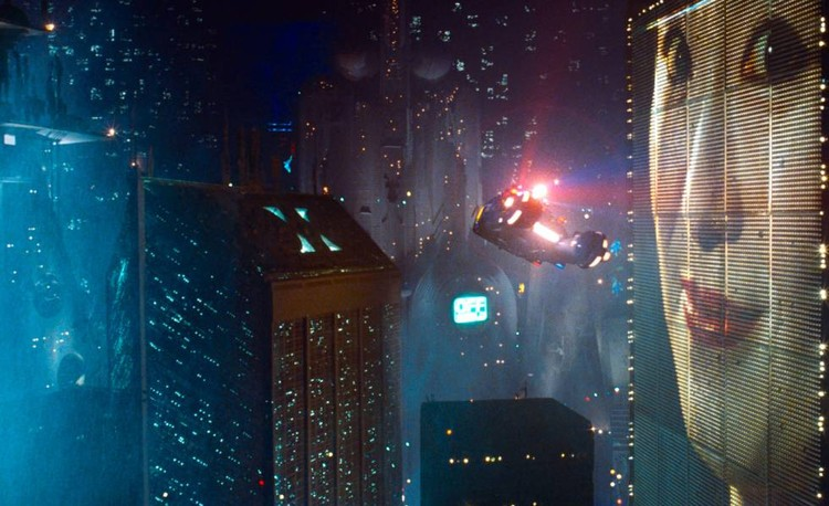 Blade Runner. Movie Screenshot