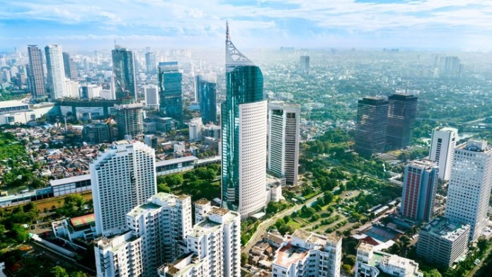 Indonesia To Move Its Sinking Capital City To Borneo Archdaily