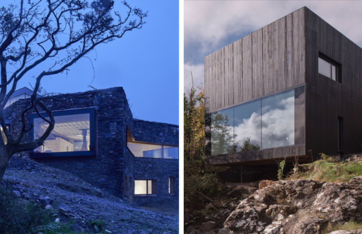 A Restorative Rural Retreat for Sartfell by Foster Lomas; Black House by Dualchas Architects. Image © Edmund Sumner and David Barbour