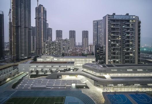 2019 Site & Campus. Image © Shengliang Su