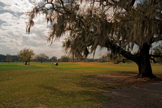 Audubon Park golf course, where Joseph Bartholomew first caddied. Image © Shutterstock