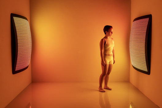 Manta Ray Light from Aqua Creations. Image © Ross Belfer (Xhibition)