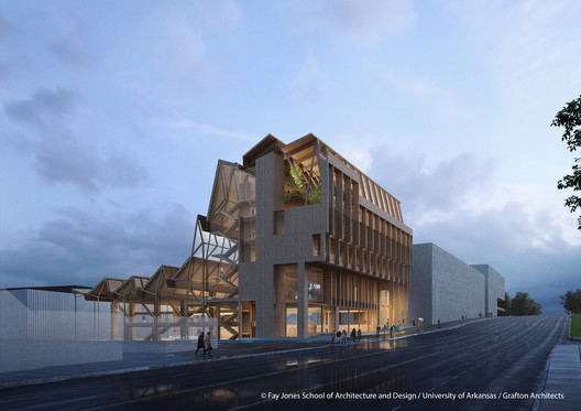 Courtesy of Fay Jones School of Architecture and Design, University of Arkansas / Grafton Architects
