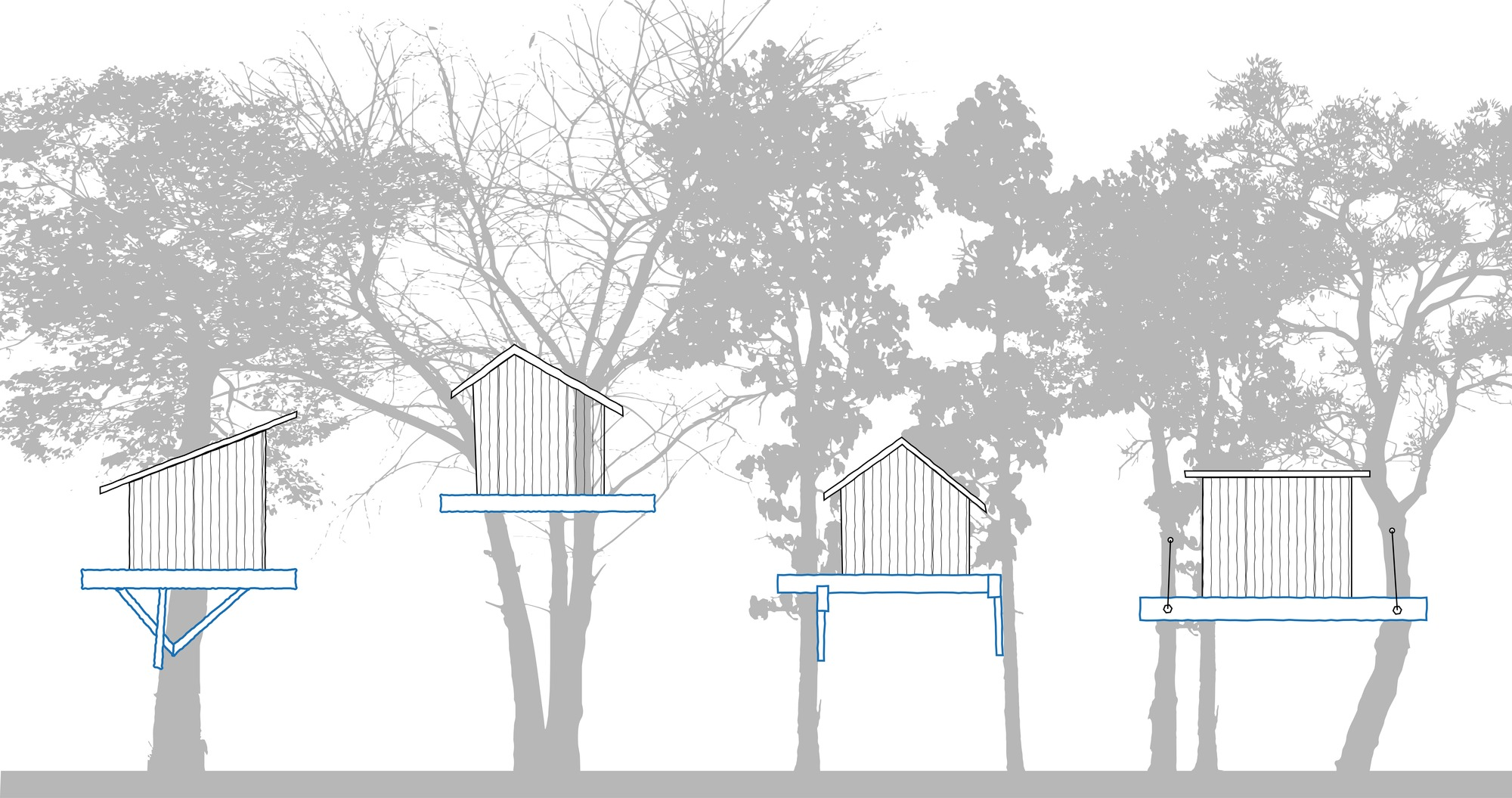 Tips For Building A Tree House Archdaily