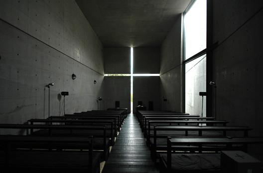 Church of Light, Japan. Architect: Tadao Ando. Image © Buou