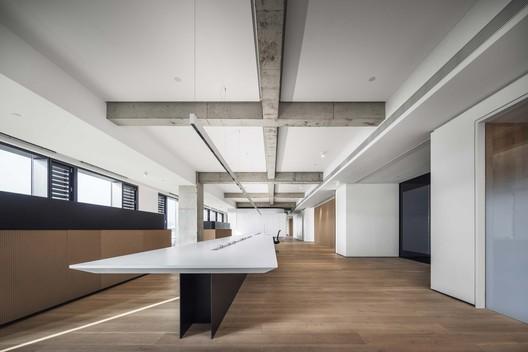 The office. Image © Yutao Xue