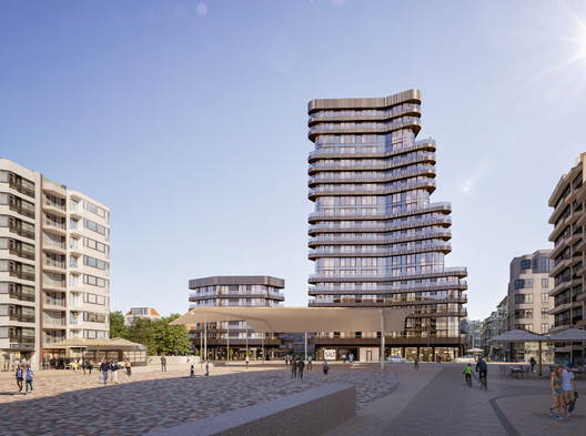 © SALT / G2 architectural graphics, courtesy of Neutelings Riedijk Architects