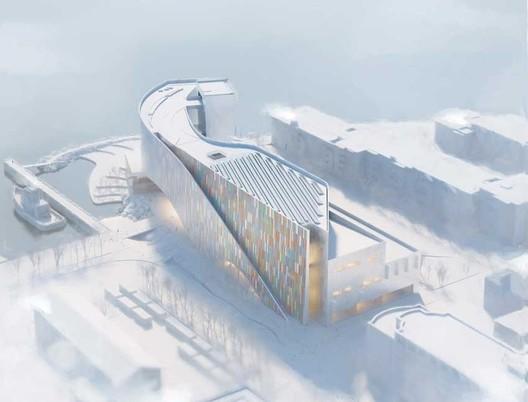 Courtesy of DIALOG, Acre Architects, Brackish Design Studio and Shannon Webb-Campbell