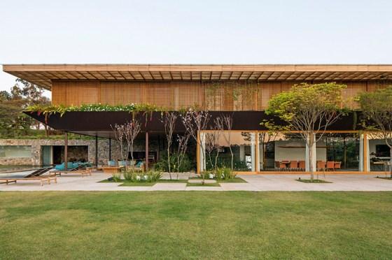 Casa SW / Jacobsen Arquitetura.  Imagem: © Leonardo Finotti