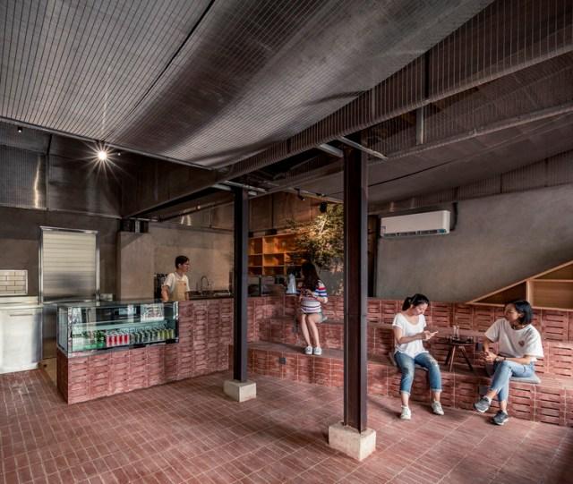 Café Parallel / TEMP. Image © Weiqi Jin