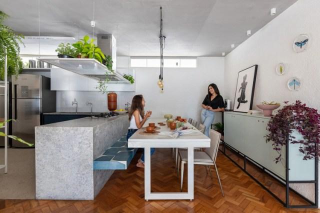 Apartamento Taquinho / Lez Arquitetura. Foto © Júlia Tótoli