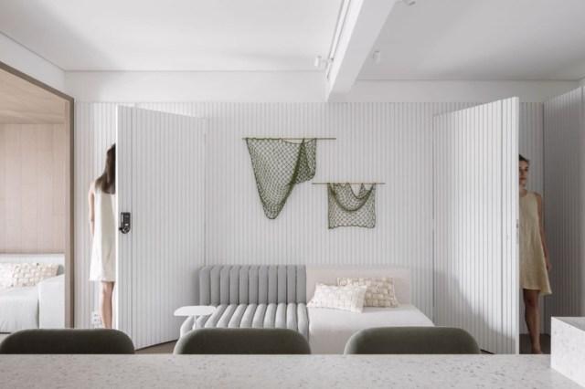 Apartamento CVU / flipê arquitetura. Foto © Carolina Lacaz