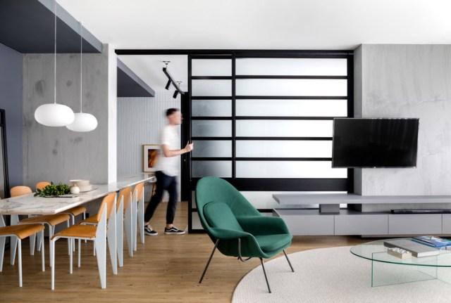 Apartamento UN 1004 / Studio Gabriel Bordin. Foto © Fábio Júnior Severo