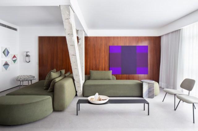 Apartamento DL / StudioLIM. Foto © André Mortatti