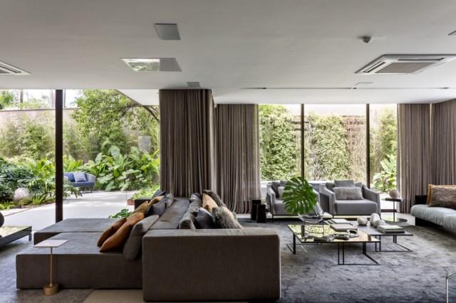 Casa Jardim / Consuelo Jorge Arquitetos. Foto © Fran parente
