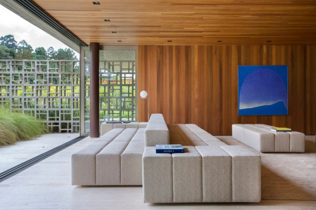 Casa PA / Studio Guilherme Torres. Foto © Denilson Machado – MCA Estúdio