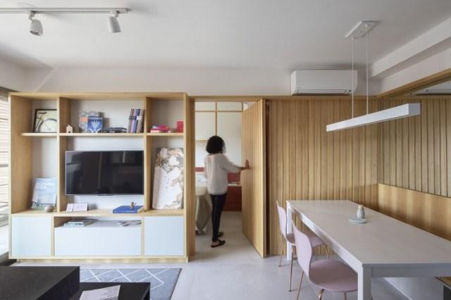 Apartamento Orto / Fábrica Arquitetos. Foto ©Pedro Napolitano Prata