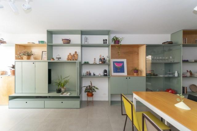 Apartamento Martim Francisco / Matú Arquitetura. Foto ©Cris Farhat